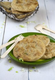 Scallion pancake - Annarita