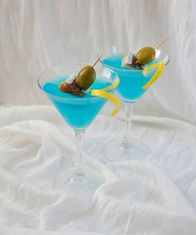 36. Sapphire Anchovy Martini di Cristina