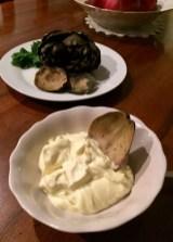 12. carciofi affumicati con maionese vegetale di Anna Maria