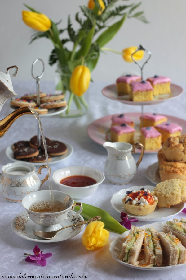 15. My Floral Afternoon Tea di Alessandra