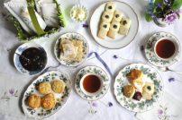 20. A Scented Afternoon Tea di Tina