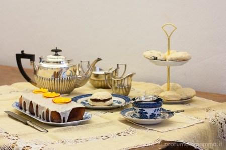 34. A Very British Afternoon Tea di Gaia