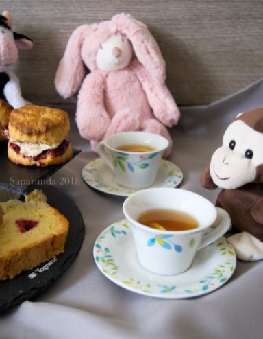 47. Afternoon Tea for Two di Arianna