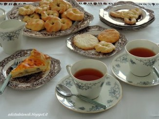 48. My English Afternoon Tea di Manuela O.