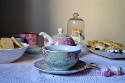 58. Tea Time in casa Tritabiscotti: Shortbread e Scones