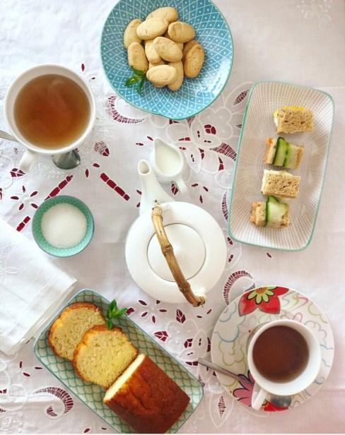 61. l'Afternoon Tea di Greta