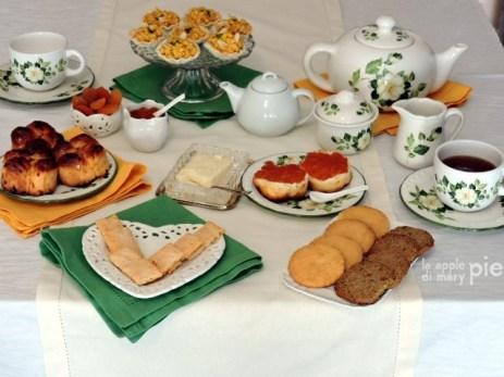 63. Cornation Afternoon Tea di Mapi