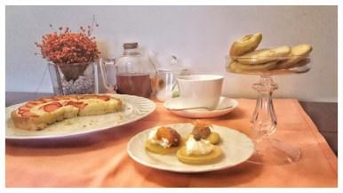 70. A Tea for Me: Crackers and Eggnog Tart di Giulietta