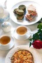 79. Afternoon Tea, Sant Jodi e la rosa di Mai