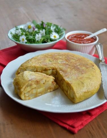 5. la tortilla brava di Cristina G