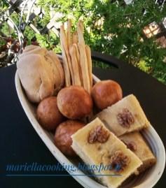 19. il cestino del pane di Mariella