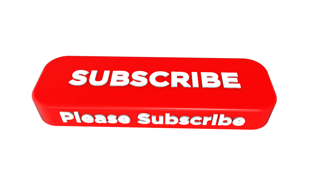 3d animated youtube subscribe buttons mtc tutorials