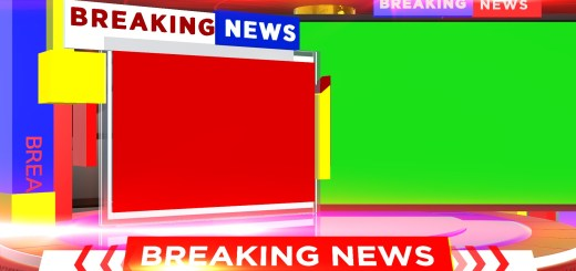 Adobe After Effects Free Breaking News Template Green Screen