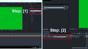 Applying Element Plugin on solid layer Adobe After effects mtc tutorials
