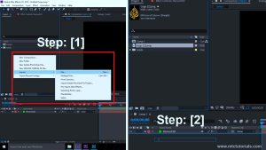 Import files into adobe after effects mtc tutorials