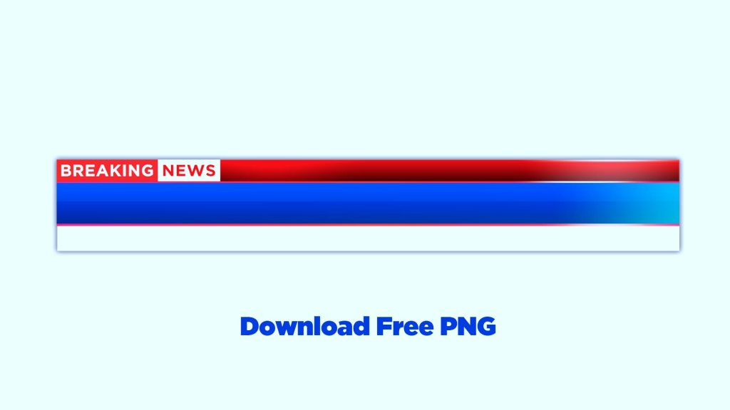 Download lower third for news channels free png transparent by mtc tutorials