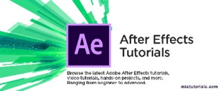 After Effects TUTORIALS