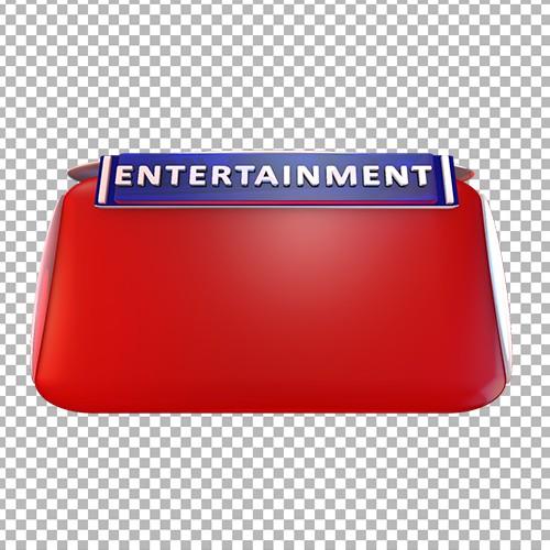 Entertainment news templates