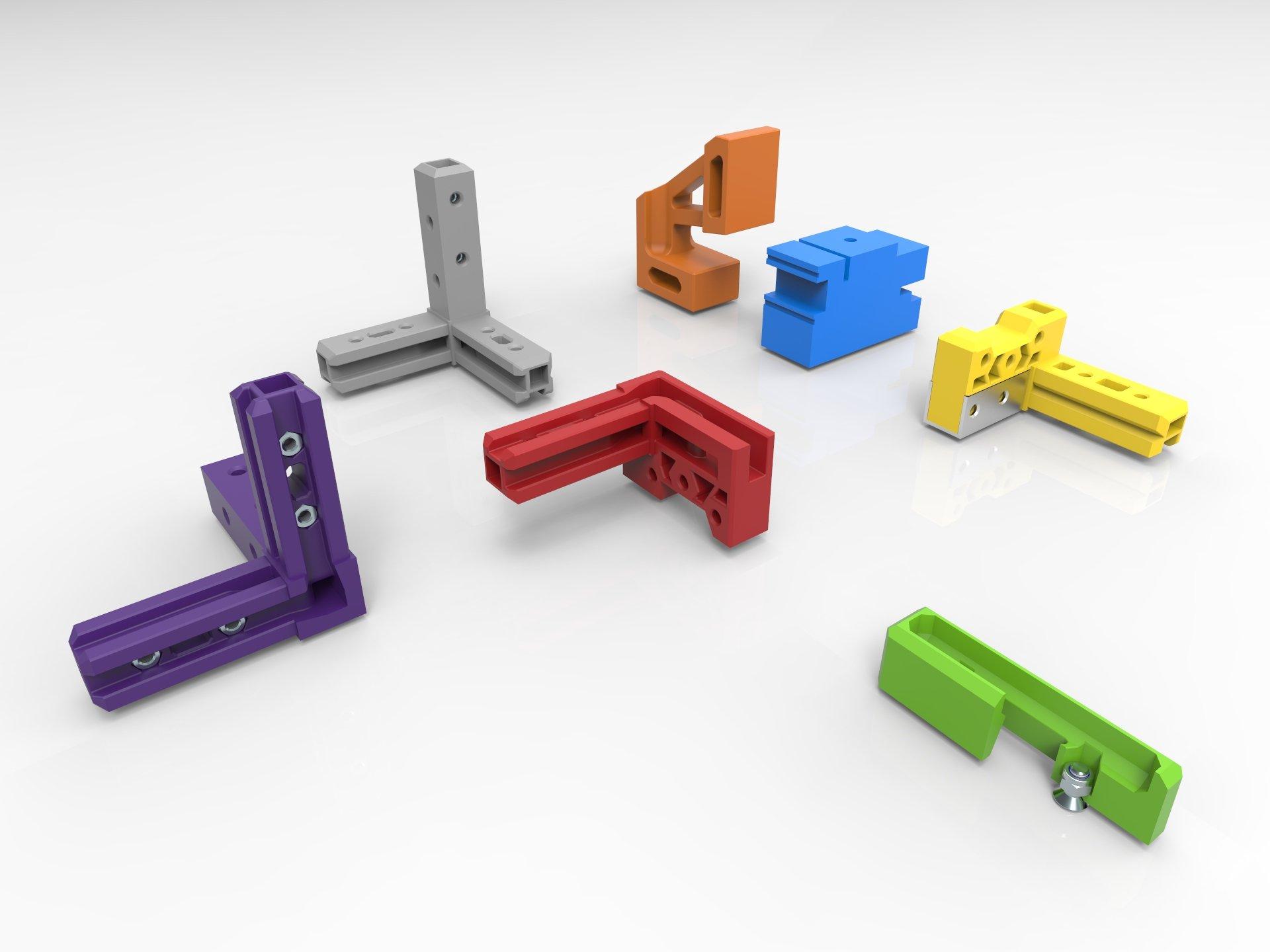 3D Druckteile