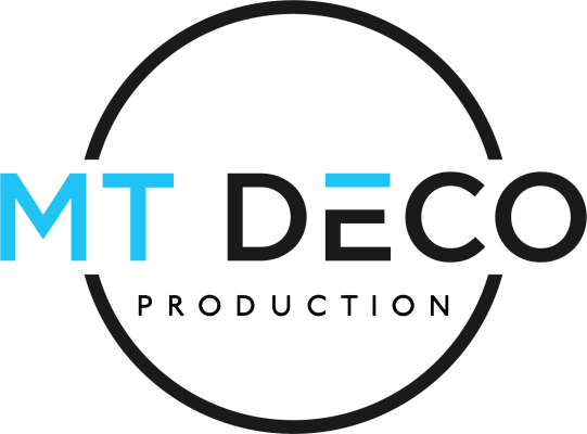 Logo MT DECO Production