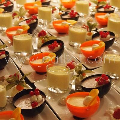 Bulles contact alimentaires oranges et noires