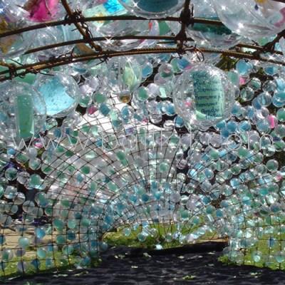 création boules transparentes et messages