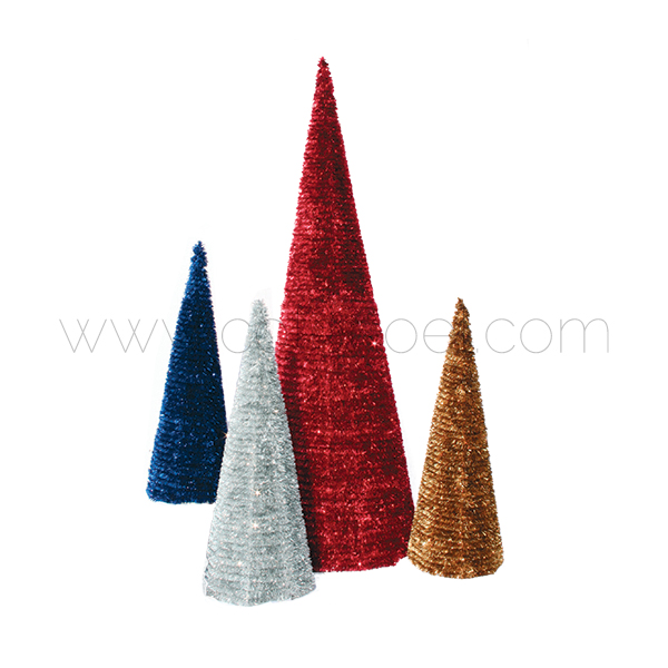 Cone couleurs métallisée cotenoel