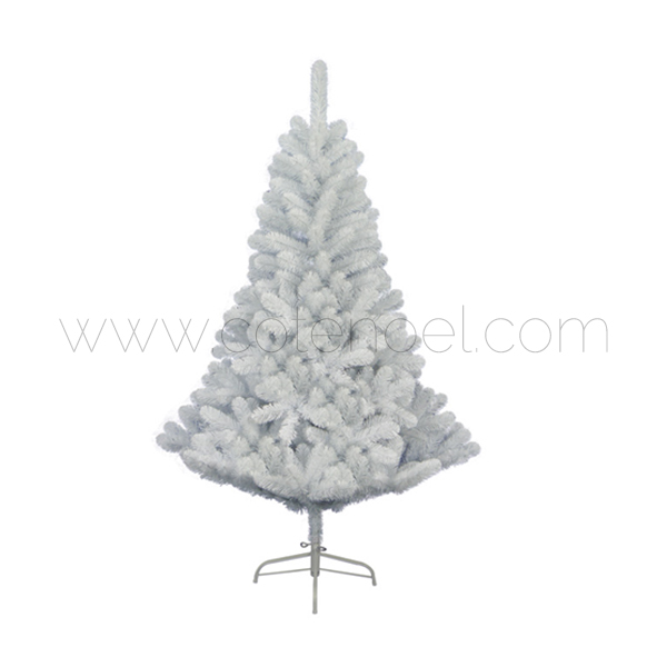Sapin traditionnel couleur blanc