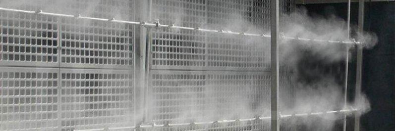 Industrial HVAC Pre-cooling 20