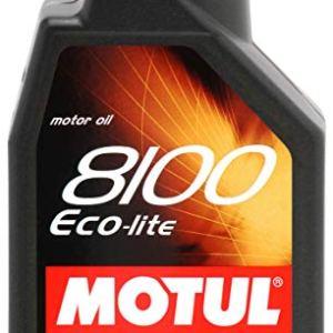 olio motore sintetico motul 8100 eco-lite eco lite sae 0w20 mondotuning mtelaborazioni