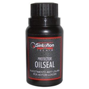 Oilseal sintoflon protector p6 motori logori trafilamenti olio additivo motore trattamento anti usura mondotuning mtelaborazioni