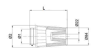 Filtro a Cono Bmc – Twin Air Medium – Top in Metallo o Plastica