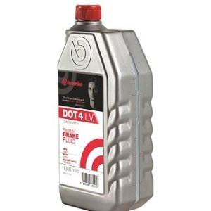 l04210 olio freni impianto frenante brembo dot 4 premium brake fluid lv low viscosity mondotuning mtelaborazioni