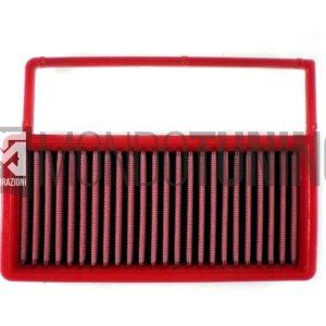 fb540/20 filtro aria pannello bmc sportivo air filter lavabile cotone 500 595 695 abarth mondotuning mtelaborazioni