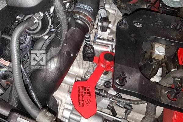short shifter shift mtech 4h-tech leva cambio accorciata AUDI A1 s1 8x 1.4 tsi 103kw 140cv mondotuning mtelaborazioni