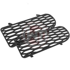 Air Inlet Gitter Set Audi RS4 Audi RS4 B5 Audi RS4 B5 1002020 wagner wagnertuning mondotuning mtelaborazioni The WAGNERTUNING RS4 Air Intake Grills are a direct replacement. They are allow more airflow threw the intercoolers. Note