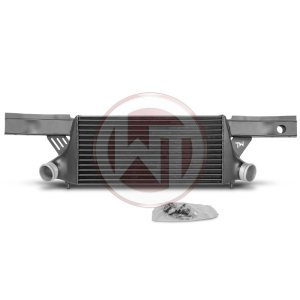 Competition Intercooler Kit EVO 2 Audi RS3 8P Audi RS3 8P Audi RS3 8P 200001033 wagner wagnertuning mondotuning mtelaborazioni The Intercooler Upgrade Kit from WAGNERTUNING for Audi RS3 EVO II with integrated crossmember is a high performance redesign of the original OEM intercooler designed specifically for the Audi tuning enthusiast.Our engineers have increased the intercooler core size and efficiency