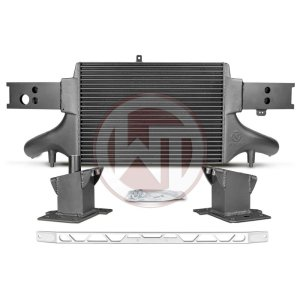 Competition Intercooler EVO 3 Audi RS3 8V Audi RS3 8V Audi RS3 8V 200001081.ACC wagner wagnertuning mondotuning mtelaborazioni now available with TÇ?V certificate!COMPETITION INTERCOOLER EVO 3 AUDI RS3 8VAudi RS3 8V Sportback 270KW/367PS 04/201504/2016 Audi RS3 8V Sportback/Sedan 294KW/400PS 08/2017+ The high performance intercooler has the following core dimension (515mm x 367mm x 95mm = 16