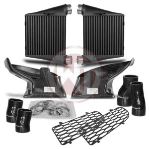 Comp. Intercooler Kit Audi A4 RS4 B5 Gen2 Audi RS4 B5 Audi RS4 B5 200001139 wagner wagnertuning mondotuning mtelaborazioni The revised Competition EVO1 Gen.2 Intercooler Kit for Audi RS4 B5.The WAGNERTUNING Audi B5 RS4 Intercooler Kit is a high performance redesign of the stock mounted Audi intercooler and specifically designed for the B5 enthusiasts.Our engineers have increased the intercooler core size and efficiency