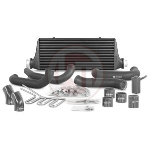 Competition Intercooler Kit EVO1 Toyota Supra MK4 Toyota Toyota Supra mk4 Toyota Supra JZA80 (MK4) 200001154 wagner wagnertuning mondotuning mtelaborazioni COMPETITION INTERCOOLER KIT for EVO1 fǬr Toyota Supra JZA80 MK4The WAGNERTUNING high-performance intercooler has got a new competition core (Tube Fin) with following dimensions 700 mm x 300 mm x 90 mm / 27