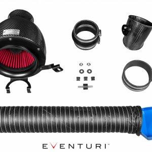 aspirazione diretta eventuri carbonio ford focus rs mk3 filtro cono airbox mtelaborazioni carbon presa aria mtelaborazioni mondotuning