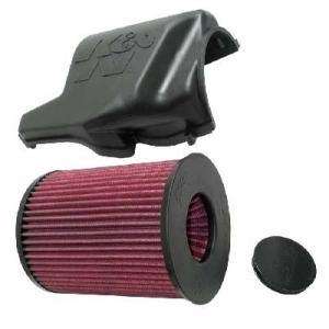 57S-4000 airbox sportivo performance filtro aria aspirazione diretta filtro cono cotone k&n ford focus rs mk3 mtelaborazioni coperchio cono cilindrico pannello cotone 57S-4000