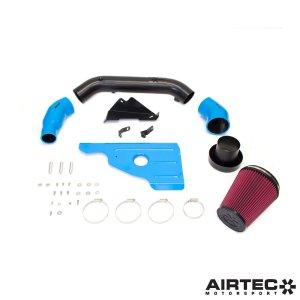 ATIKFO31 cover motore engine aspirazione diretta stage 3 airtec motorsport direct intake filtro cono ford focus rs mk3 mtelaborazioni cotone filtro mondotuning