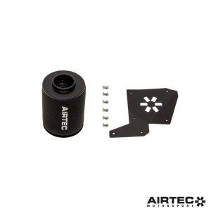 ATIKFO18 airtec motorsport filtro sportivo airbox spugna ford focus rs mk3 tdci st mtelaborazioni copertura pannello cilindrico spugna