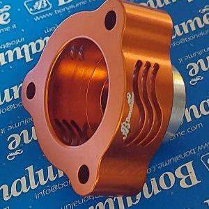distanziale adattatore popoff pop-off sfiato esterno ford fiesta mk7 mk8 1.0 ecoboost eco boost st mtelaborazioni bonalume dump rumorosa