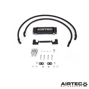 ATMSYGR04 radiatore olio frontale maggiorato toyota yaris gr 1.6 4x4 airtec motorsport elaborazione mtelaborazioni mondotuning
