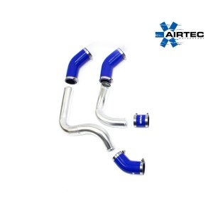 ATMSP&C1 Tubazioni intercooler alluminio manicotti silicone airtec motorsport maggiorati peugeot 207 gti mtelaborazioni mondotuning