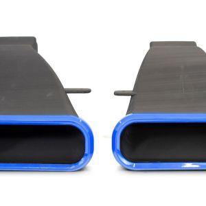 VTFD05 velossatech presa d'aria frontale big mouth kit velossa ford fiesta st mk8 1.5 blu orange pipercross filtro pannello airbox mtelaborazioni