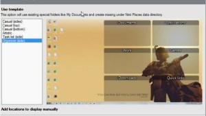 شرح كيفية ترتيب محتويات سطح المكتب على ويندوز - تحميل برنامج Nimi Places