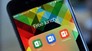 """""""مايكروسوفت"""" تفتح جميع مزايا اوفيس الخاصة بها مجانا للجميع للهواتف المحمولة"""